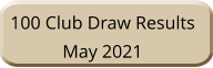100 Club Draw Results  May 2021