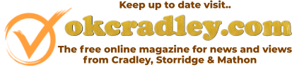 The free online magazine for news and views            from Cradley, Storridge & Mathon Keep up to date visit..