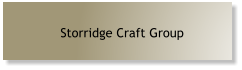 Storridge Craft Group