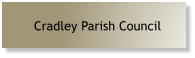 Cradley Parish Council